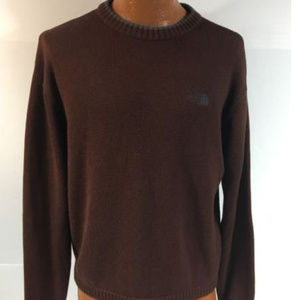 The North Face Sweater Size M Mens Burgundy